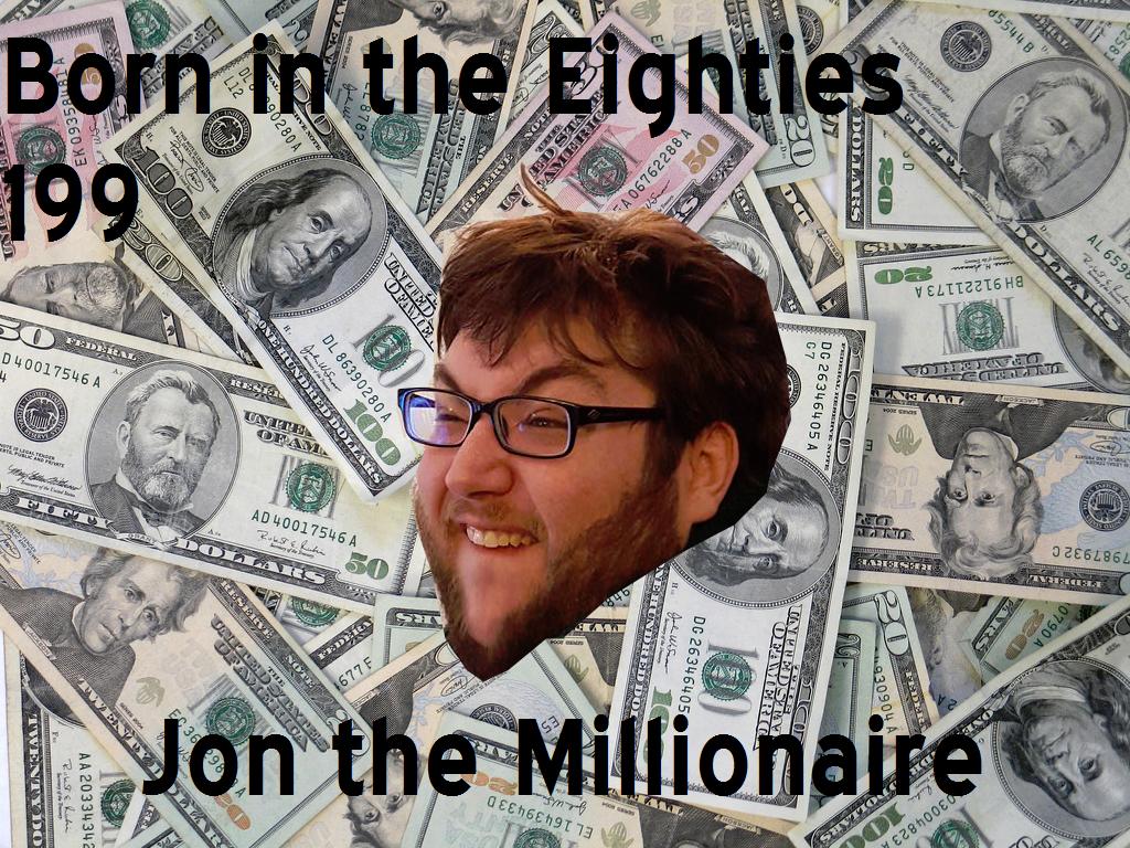 Millionaire Jon