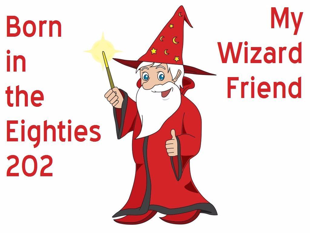 wizard friend