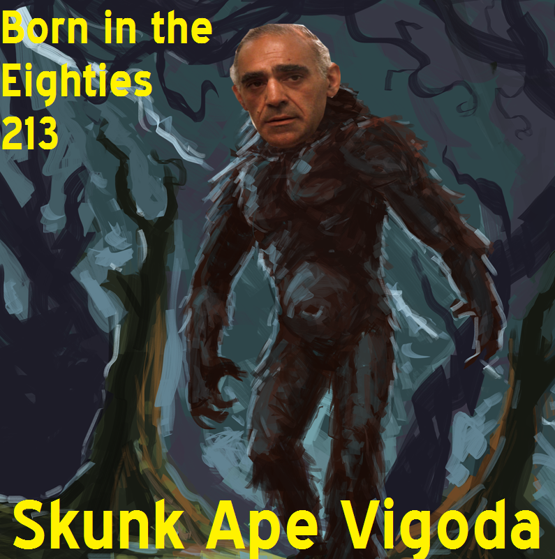 Skunk Ape Vigoda