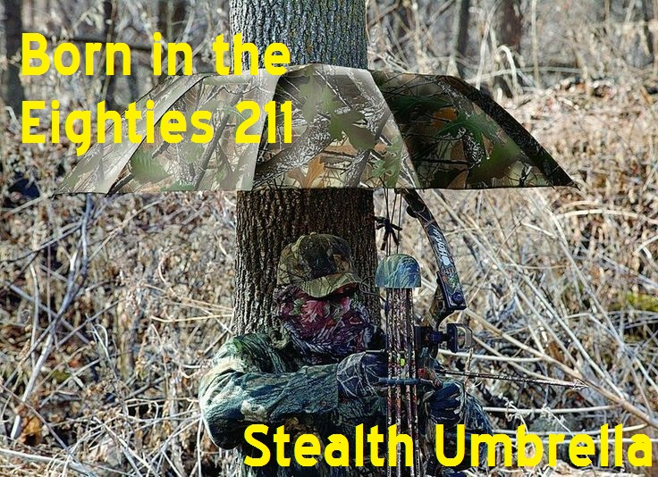 Stealth Umbrella