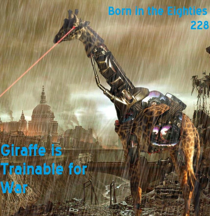 War Giraffe