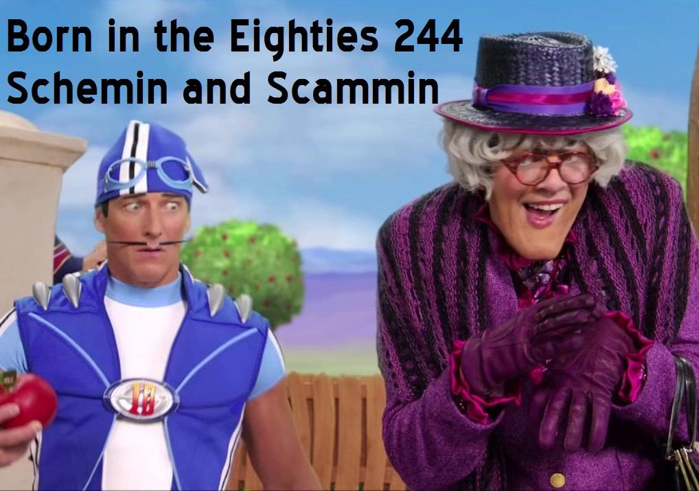 schemin-scammin