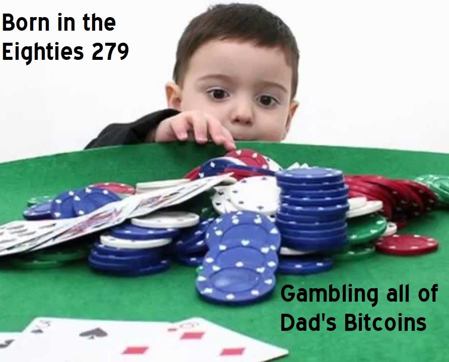 Gambling dad